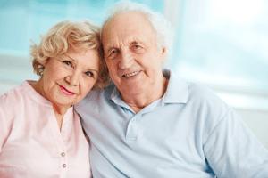 Elderly couple - Herb Chavers Elder Law Firm