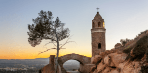 Mount Rubidoux Park overlook
