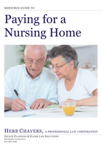 Paying For A Nursing Home