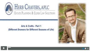 Herb Chavers Arts & Crafts Part 1